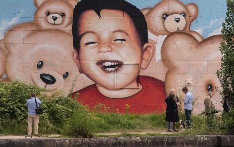 La guerra vista da un bambino