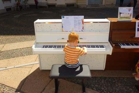 PIANO CITY MILANO 2017 PIANOFORTI DA SUONARE LIBERAMENTE
